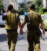 Gestelltes Foto im Rahmen der «Branding Israel»-Kampagne