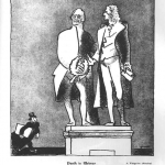 «Wolfgang, lassen wir die Hände los! - der Dr. Magnus Hirschfeld kommt!»